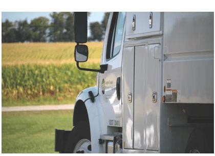 diesel fleet service, scheduled maintenance